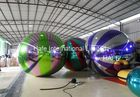 Green Color 12ft Inflatable Mirror Balloon For Environmental Protection Products Press Conference