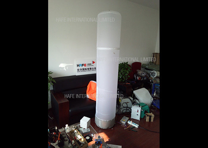 Grid Voltage 120 VAC / 230 VAC Light Tower Prism Inflatable 575 W HMI PVC Logo Outside